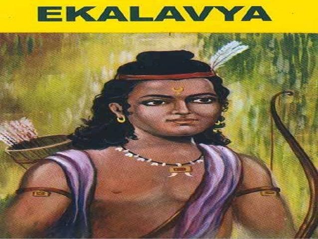 Image result for eklavya