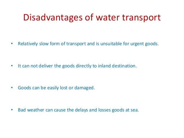 essay transport logistics
