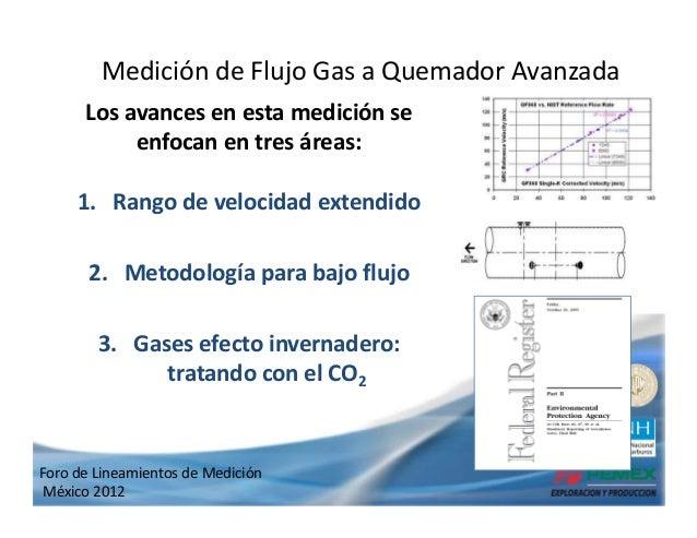 14 medici n de flujo gas a quemador por ultrasonido ge for Medicion de gas radon