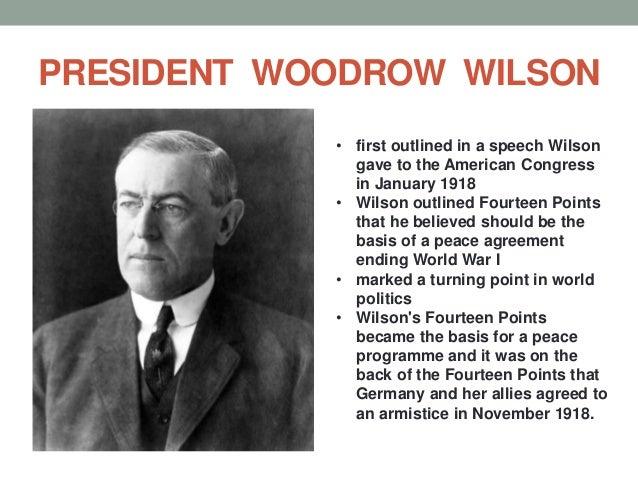 WOODROW WILSON 14 POINTS EBOOK