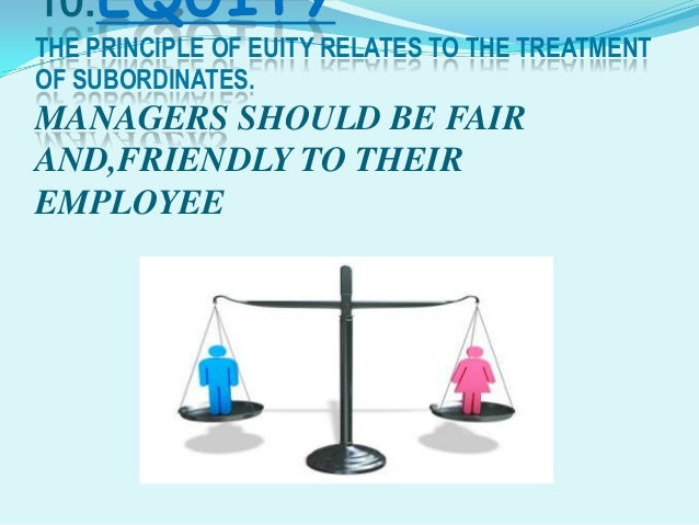The gallery for --> Principle Of Esprit De Corps In Management