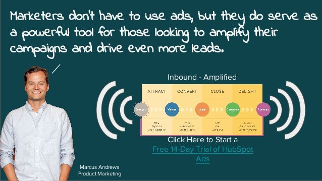 14 Reasons Why Inbound Marketers Make Great Advertisers Slide 2
