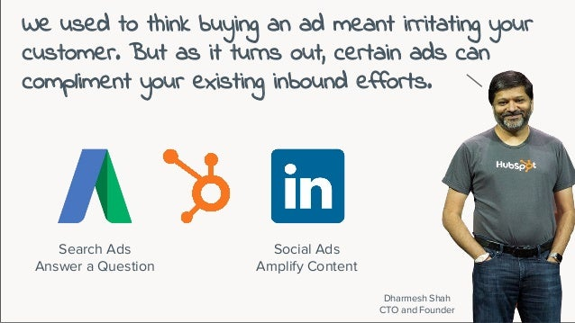 14 Reasons Why Inbound Marketers Make Great Advertisers Slide 3