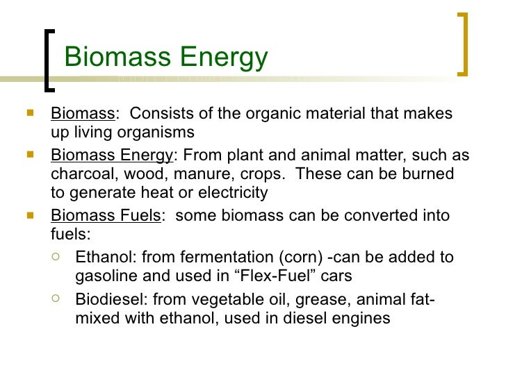Biomass Bioconversion To Mixed Alcohol Fuels ~ Renewable