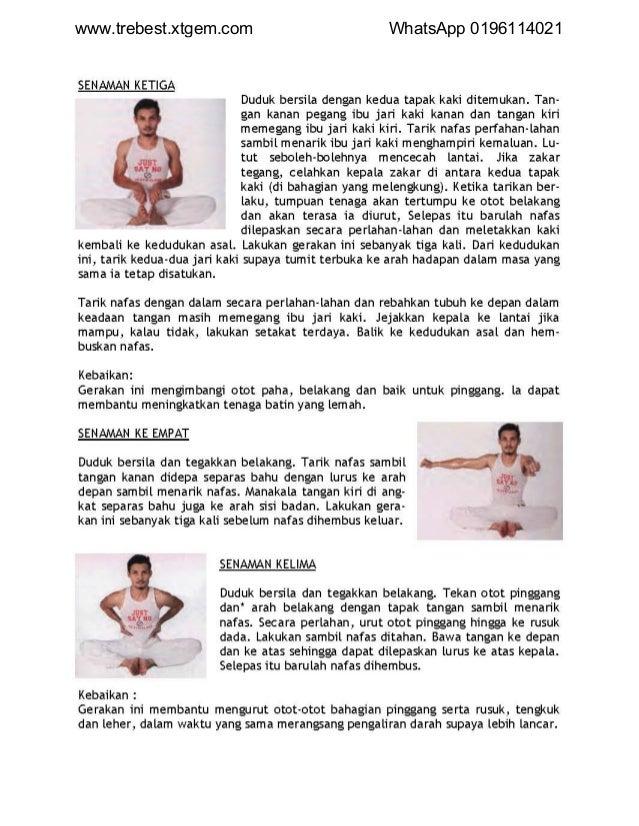 14 Senaman Tenaga Batin 0196114021 Slide 3