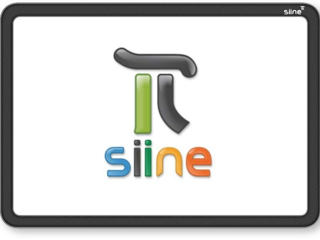 I like working, playing vibraphone & Tai-Chi Hello. I´m Ed Maklouf. I developed a software invention called Siine. INTRO