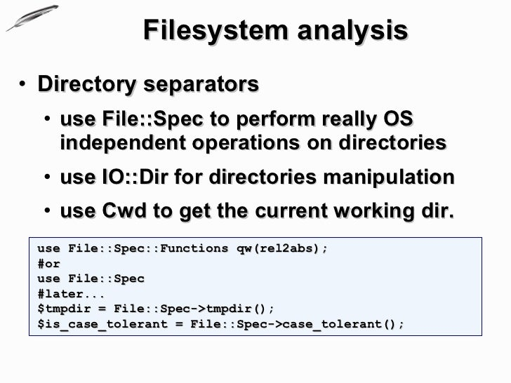 Appending to files