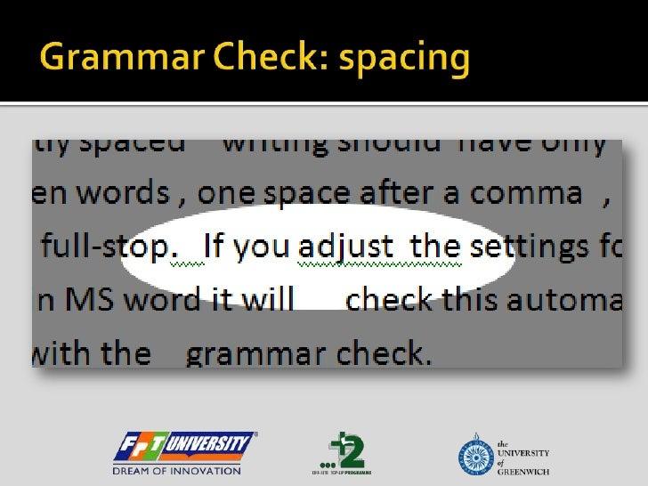 Sentence spacing in Word - Office Watch