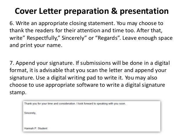 100 Cover Letter Signature Roundshotus