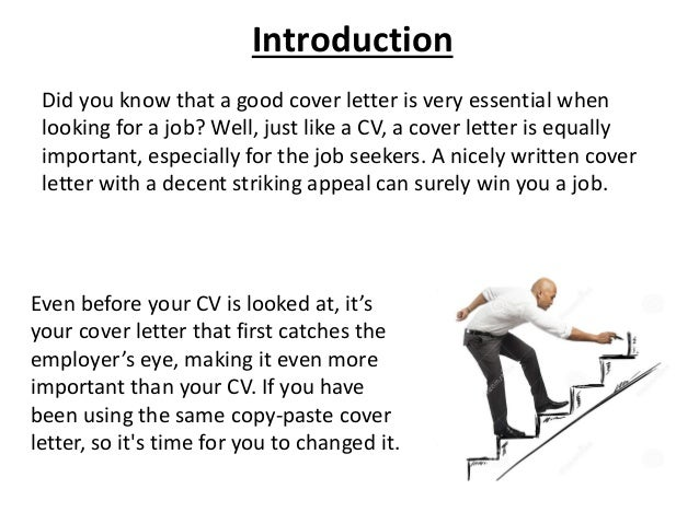 ... Cover Letter Samples U2022 References Contents; 3. Did You Know That A Good  ...