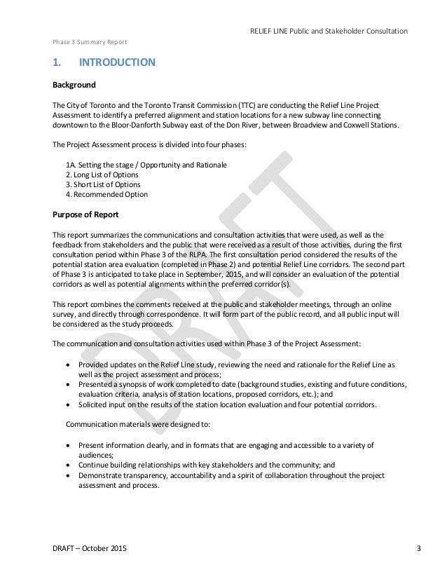 how to write a consultation report