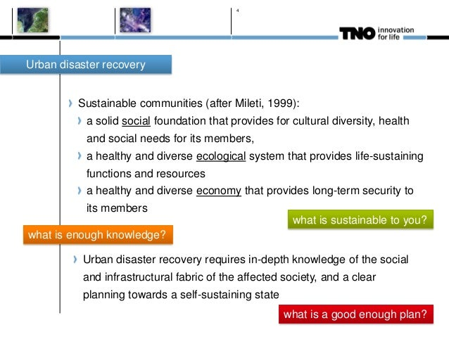 ISCRAM 2013: Community-based Comprehensive Recovery ...