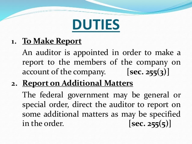 rights of auditor Fn3 the responsibilities and functions of the independent auditor are also applicable to financial statements presented in conformity with a comprehensive basis of accounting other than generally accepted accounting principles references in this section to financial statements presented in conformity with generally accepted accounting .