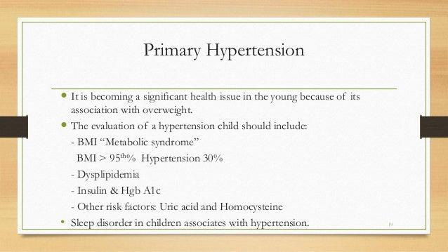 Ppt hypertension in children and adolescents powerpoint.