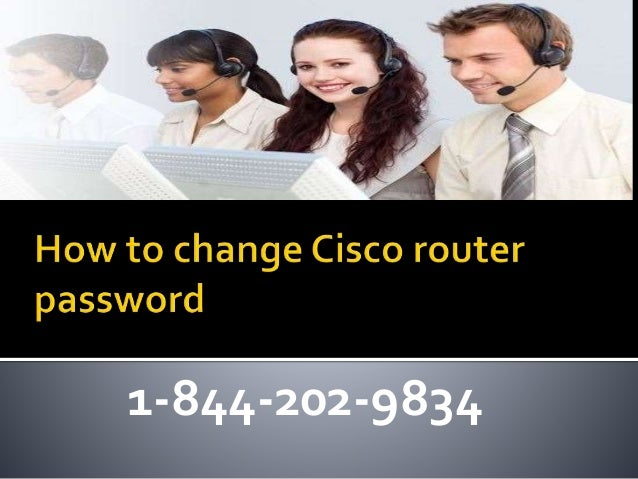 how to put password on cisco router