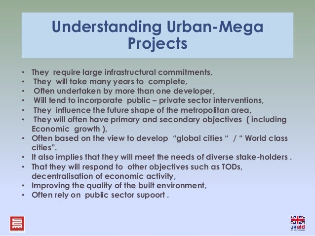 new urbanity in mega urban projects the B11 new urban imaginaries  interested in how globalised urbanity is inscribed in  still dominated by a macro-perspective or a generic mega-city.