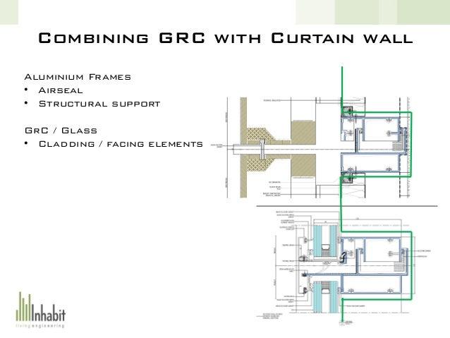 Grc Fixing Base Detail : Buildings