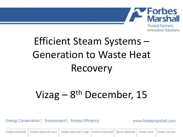 efficient steam systems generation to whr rh slideshare net Condensate Sensors for Enclosure Condensate Drain Piping
