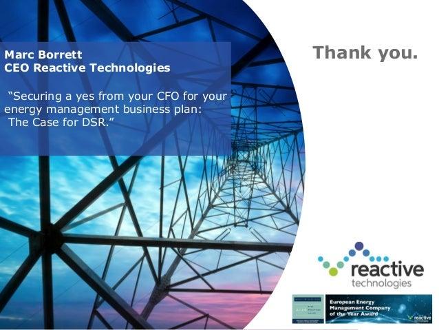 Energy Case Studies - Energy & Sustainability Management