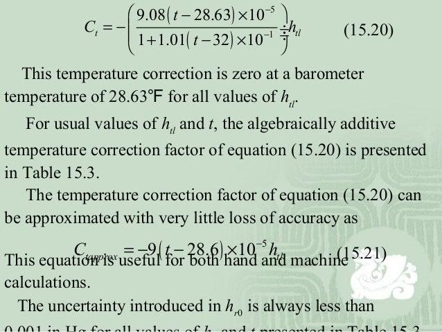 buoyancy correction equation. 54. buoyancy correction equation