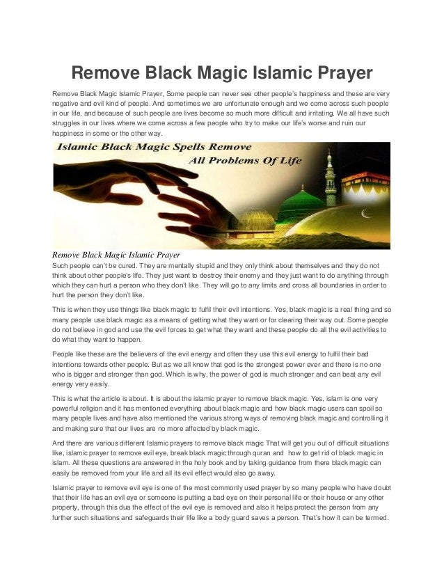 Prayer to remove someone out of your life