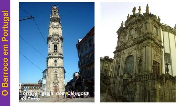 Torre e igreja dos Clérigos, no Porto OBarrocoemPortugal