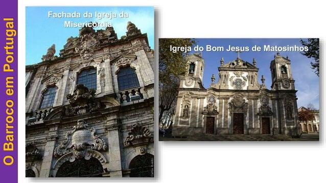 OBarrocoemPortugal Fachada da Igreja da Misericórdia Igreja do Bom Jesus de Matosinhos