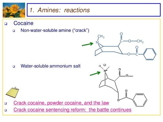 crack vs powder cocaine laws