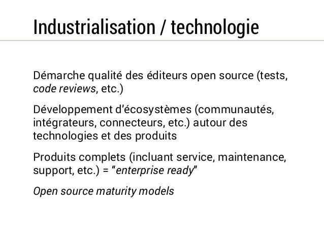 Projets et RH  Prendre en compte des spécificités des projets autour de  l'open source dans les organisations utilisatrice...