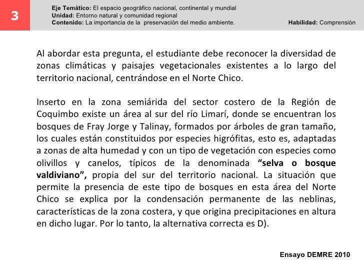 Eje Temático: El espacio geográfico nacional, continental y mundial3      Unidad: Entorno natural y comunidad regional    ...