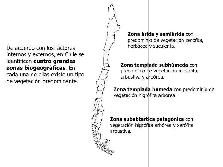 Zona árida y semiárida con                                           predominio de vegetación xerófita,De acuerdo con los ...