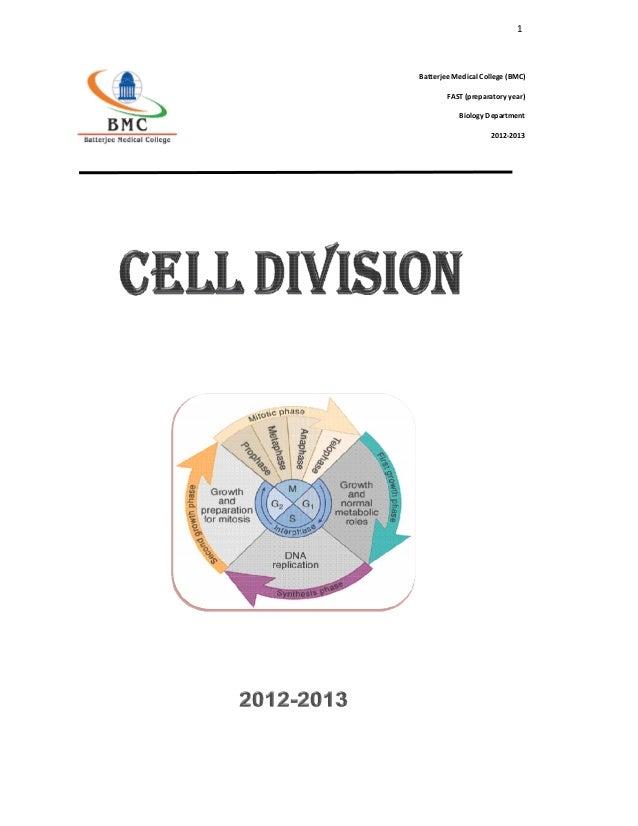1Batterjee Medical College (BMC)        FAST (preparatory year)           Biology Department                    2012-2013