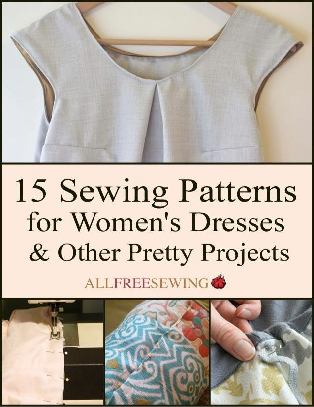 15 dress pretty project womens e book for Pretty project