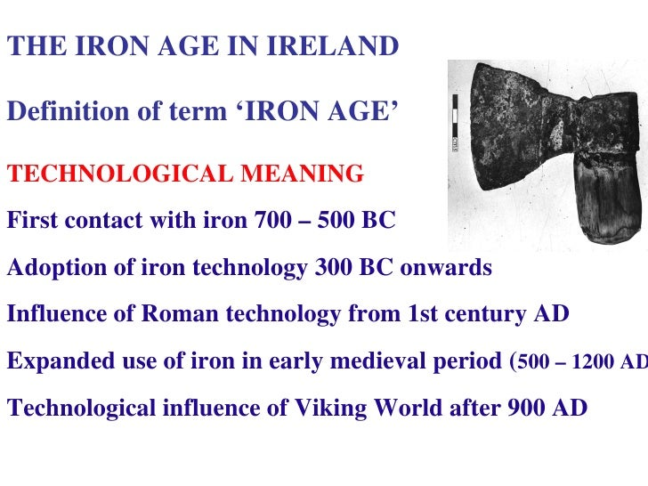 Origin Of Iron ~ Early iron metallurgy