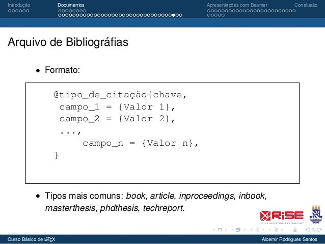 Bibliography in LaTeX with Bibtex/Biblatex