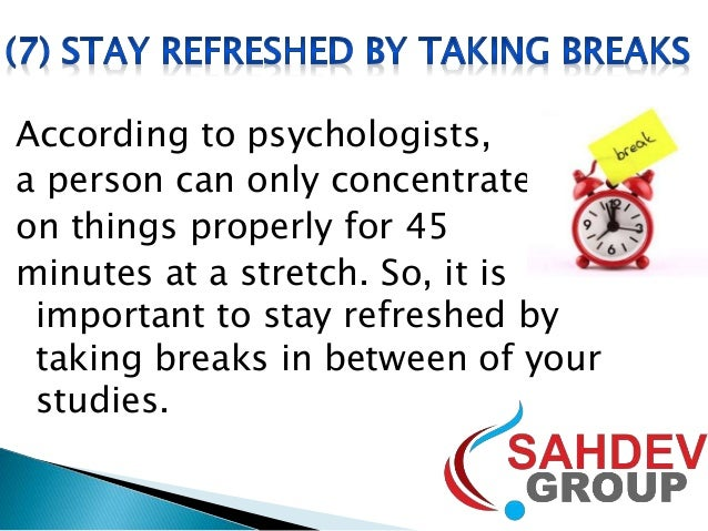 how to avoid nervous breakdown during exams It's that time of year again when state exams can be a challenging part of  try to  avoid the computer or phone during this period and perhaps read a book or.