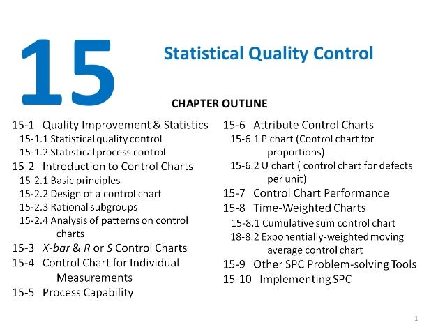 mcdonalds statistical quality control This is the first in a four-part series on statistical process control (spc), which is the foundation for six sigma, providing the best known method for capturing the voice of the process and using data to manage a process organizations that practice statistical process control as part of a comprehensive.