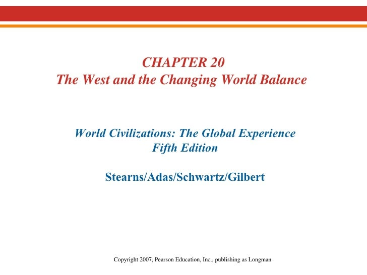 the west and the changing world The war has widened the rift between americans and western europeans, further  inflamed the muslim world, softened support for the war on.