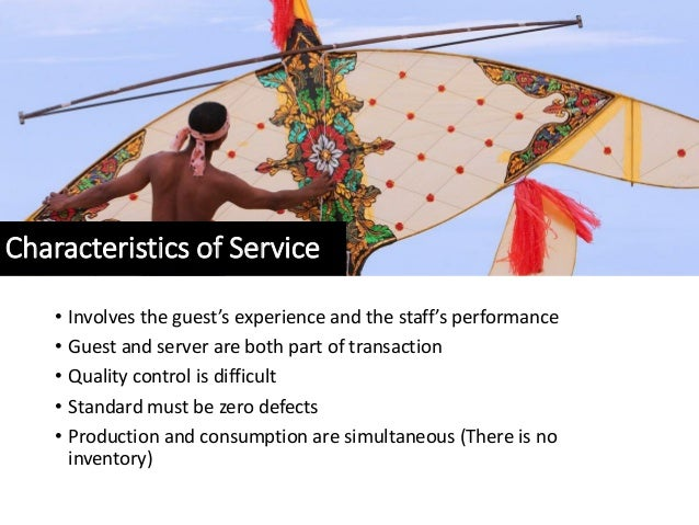 15 the role of service in the hospitality industry Slide 2