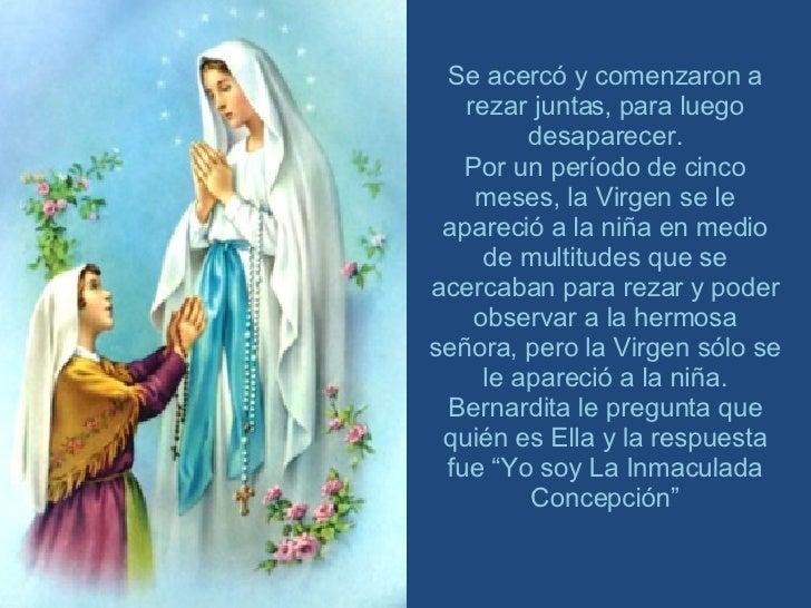 Dia De La Virgen De Lourdes: 150 Aniversario Apariciones En Lourdes (Cmp