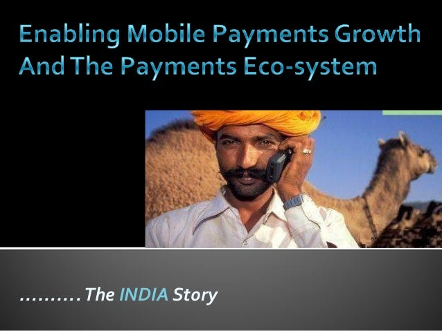 ………. The INDIA Story