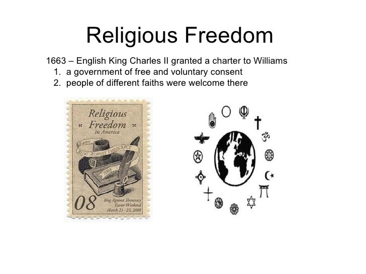 religious freedom before 1750 in the Religion of the southern colonies  but policy of separation of church and state and the stance on religious freedom made the religious base of maryland diverse.