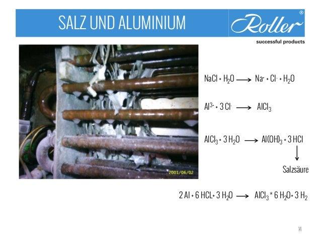 Korrosion Von Aluminium : Korrosion an kupfer alu wärmetauschern