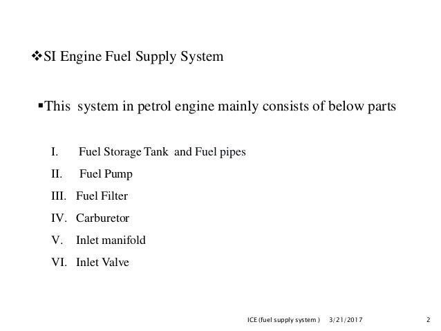 fuel metering system in si engines If you are flying behind a fuel-injected aircraft engine you still need to maintain them fuel injection systems: you still need to maintain them i discovered a copious amount of fuel leaking from the fuel servo/metering valve on my fuel-injected continental io-550-b.