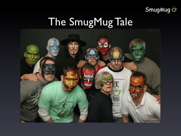 The SmugMug Tale