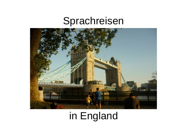 Sprachreisen in England