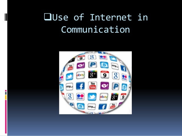 use of internet in education According to a report recently released by the national school boards foundation, the majority of parents see the internet as a powerful tool for education and a positive force in their children's lives.