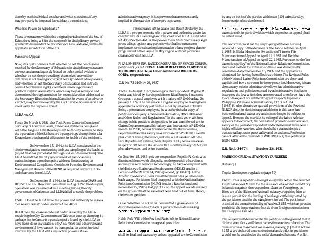 Dario vs Mison, 176 SCRA 84 Case Digest (Administrative Law)