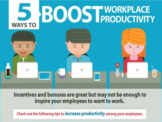 WAYS TO  Incentives and bonuses are great but may not be enough to inspire your employees to want to work.   Check out the...