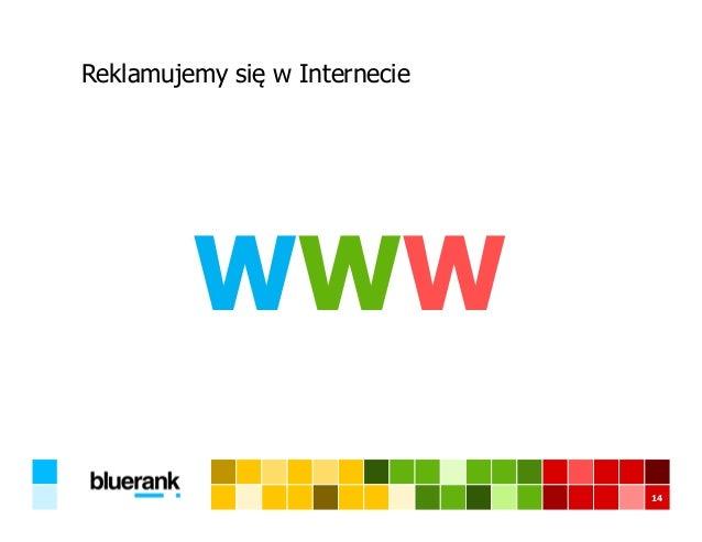 Reklamujemy się w Internecie 14 WWW